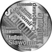 Česká jména - Slavomír - velká stříbrná medaile 1 Oz