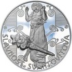 Slavnost Svantovítova 50 mm stříbro Proof
