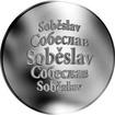 Česká jména - Soběslav - stříbrná medaile