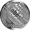 Česká jména - Soběslav - velká stříbrná medaile 1 Oz