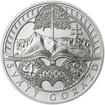 Svatý Gorazd - 1 Oz stříbro b.k.