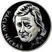 Václav Neckář - 1 Oz stříbro Smalt
