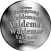 Česká jména - Valdemar - stříbrná medaile