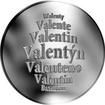 Česká jména - Valentýn - stříbrná medaile