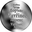 Česká jména - Vavřinec - stříbrná medaile