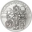 Velká Morava - 1 Oz stříbro b.k.