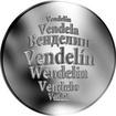 Česká jména - Vendelín - stříbrná medaile