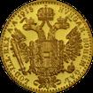 Dukát Františka Josefa I. 1915 (novoražba)