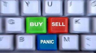 Pravda (nikdy ne �pln�) o akciov�ch trz�ch v grafech