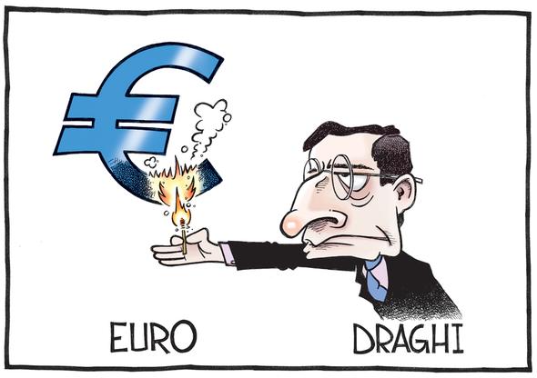 Euro - Draghi