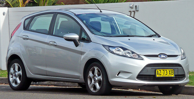 Foto Ford Fiesta