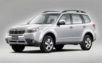 Foto Subaru Forester SG