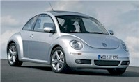Foto VW-Volkswagen New Beetle