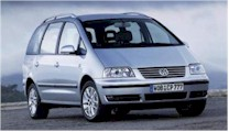 Foto VW-Volkswagen Sharan