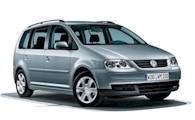 Foto VW-Volkswagen Touran
