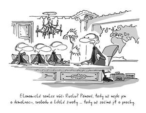 Kreslene Vtipy Nejlepsi Vtipy A Karikatury Z Ekonomiky Stranka 24