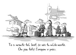 Skleniky Z Vesmiru Kresleny Vtip