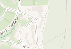 Jaroslava Vrchlického v obci Havířov - mapa ulice