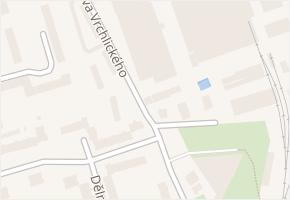 Jaroslava Vrchlického v obci Karviná - mapa ulice