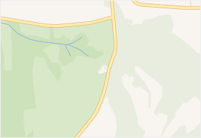 Babiny I v obci Malečov - mapa části obce