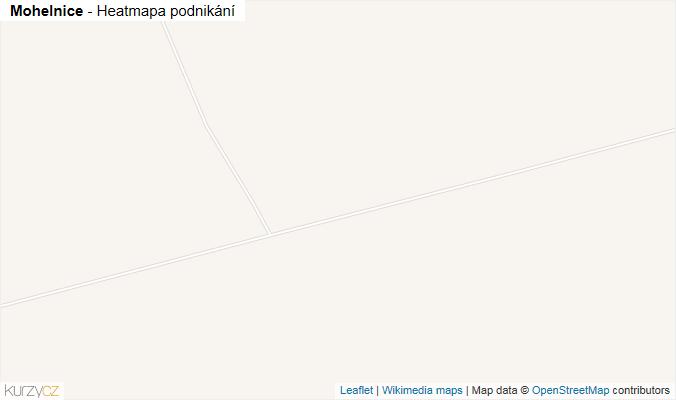 Mapa Mohelnice - Firmy v obci.