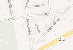 K Plzni v obci Plzeň - mapa ulice