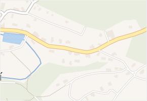 Polesí v obci Rynoltice - mapa části obce