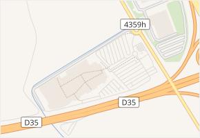 Olomoucká v obci Velký Týnec - mapa ulice