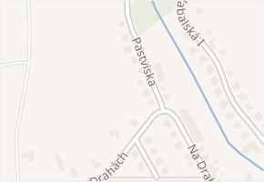 Klábalka v obci Zlín - mapa ulice