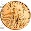 Zlatá mince American Eagle 1/10 oz