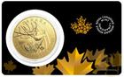 Zlatá mince Elk 1 oz