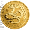 Zlatá mince Rok Hada 2 oz