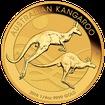 Zlatá mince 1/4 oz (trojské unce) KANGAROO Austrálie 2018