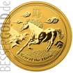 Zlatá mince Rok Koně 1 oz