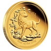 Zlatá mince 1/4 oz (trojské unce) ROK PSA Austrálie 2018