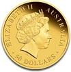 Zlatá mince Red Kangaroo Proof 1/2 oz