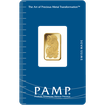 Zlatý slitek Pamp Fortuna 20 g