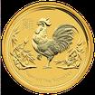 Zlatá mince Rok Kohouta 10 oz