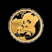Panda 8g 2019 Zlatá investiční mince