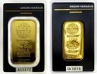 Zlatý slitek Argor Heraeus  100 g