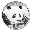 China Mint Stříbrná mince China Panda 30g (2018)