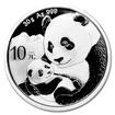 China Mint Stříbrná mince China Panda 30g (2019)