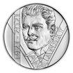 ČNB Stříbrná mince ČNB 200Kč Jan Janský 2021 STANDARD