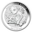 Perth Mint Stříbrná mince Koala 1 oz (2018)