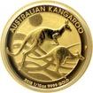 Zlatá investiční mince Kangaroo Klokan 1/10 Oz