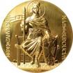 Zlatá Svatováclavská medaile Dokončení chrámu svatého Víta