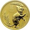Zlatá investiční mince Year of the Mouse Rok Myši Lunární 1/2 Oz 2020