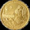 Zlatá mince 2000 Kč Klášter Ve Vyšším Brodě Raná Gotika 2001 Standard