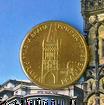 Pamětní medaile Prašná brána a Obecní dům