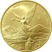 Zlatá investiční mince Mexico Libertad 1 Oz